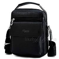 Сумка мужская Effeng планшет черная 54372, фото 1