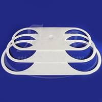 Обвод трубы пластина для натяжного потолка
