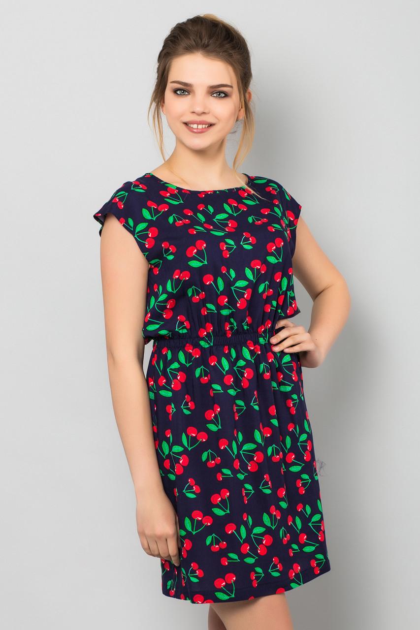 Платье Вишенки
