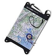 Водонепроницаемый чехол для карты Sea To Summit Guide Map Case, L