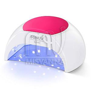 УФ лампа UV+LED SUNUV SUN 2C на 48 Вт для сушки геля и гель-лака