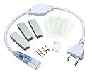 Светодиодный уличный гибкий неон LTL FLEX 8х16mm 120 LED 2835smd IP67 220v White, фото 4