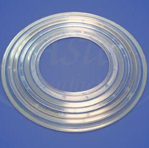 Термокольцо для установки точечных светильников в натяжной потолок