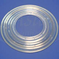 Термокольцо для установки точечных светильников в натяжной потолок, фото 1