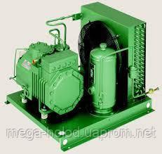 Холодильний агрегат на базі компресора Bitzer 6J-33.2y, б/в,  2014 р.в.
