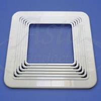Платформа квадратная для монтажа точечного светильника в натяжной потолок