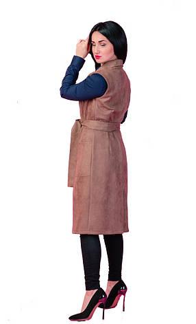 """Молодежный жилет """"Карина"""" размеры 48,50, фото 2"""