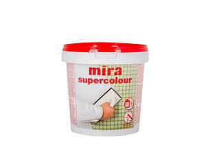 Затирочная смесь для швов Mira Supercolour (Мира суперколор) 1,2 кг