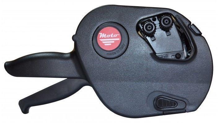 Этикет пистолет MOTO 2616 (двухстрочный)