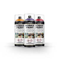 Уже в продаже Vallejo Hobby Paint Sprays