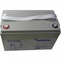 Аккумулятор AGM - 100 Ач, 12В гелевый Merlion GP121000M8, фото 2
