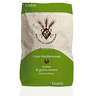 "Мука Манитоба+ Типа ""0"" из мягких сортов пшеницы  - Farina Manitoba+ di grano tenero Tipo ""0"" 25кг"