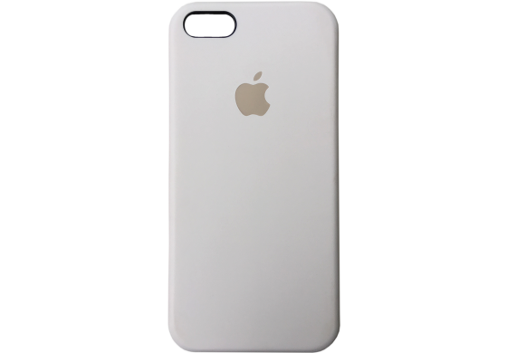 Чехол iPhone 5 / 5s / SE Silicone Case OEM ( Сирень  41)