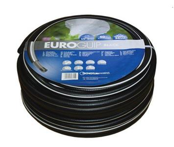 "Шланг для полива Euro Guip Black 1"" (бухта 25м)"