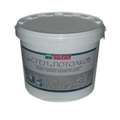 Краска Интекс «Для стен и потолков« (2.5 л)