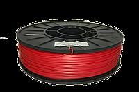 FLEX пластик для 3D печати,1.75 мм красный