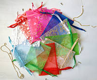 Упаковка из ткани ( подарочные упаковочные мешочки)