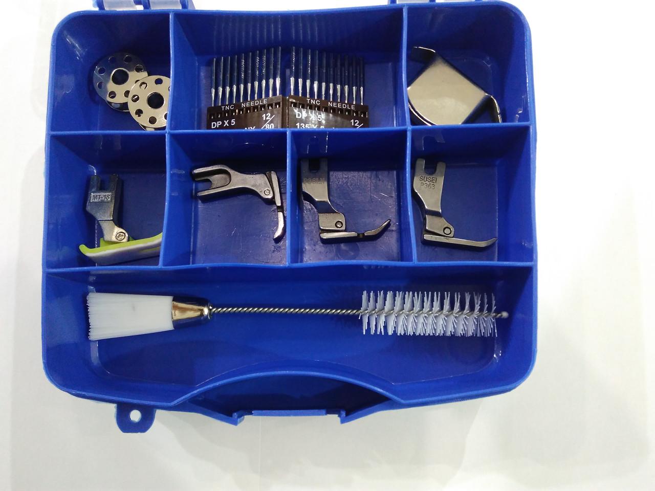 Набір пристосувань для швейної машини