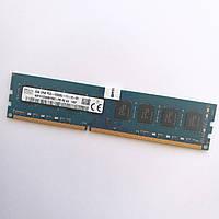 Оперативная память Hynix DDR3 8Gb 1600MHz PC3-12800 2R8 CL11 (HMT41GU6MFR8C-PB N0 AA) Б/У