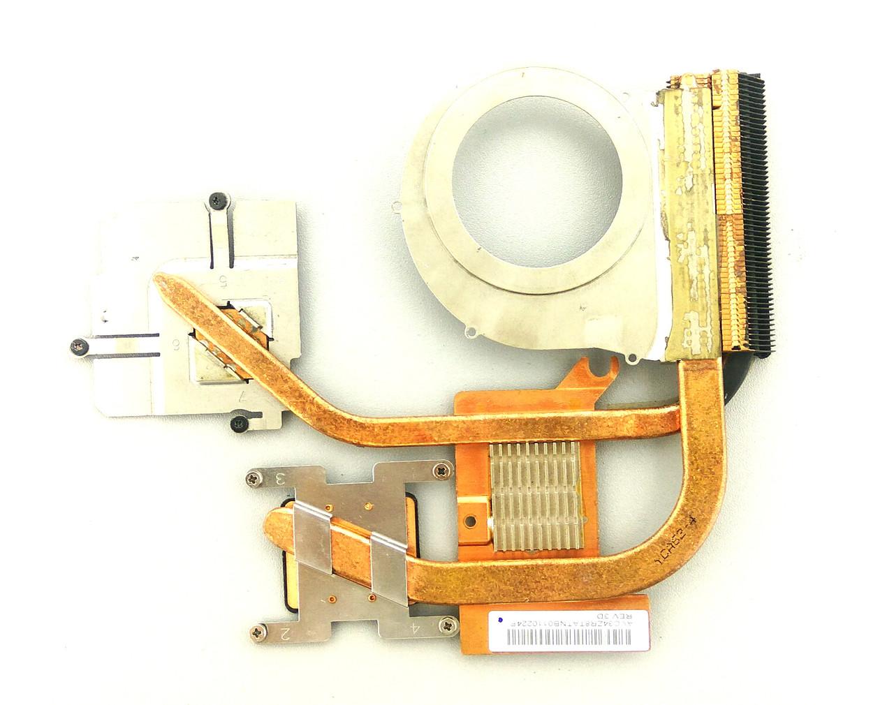 Система охлаждения(радиатор+кулер) для ноутбука Acer Aspire 5553