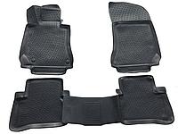 Полиуретановые Коврики Для Салона Mercedes Benz E-Klasse (W212) (09-) 3D LadaLocker