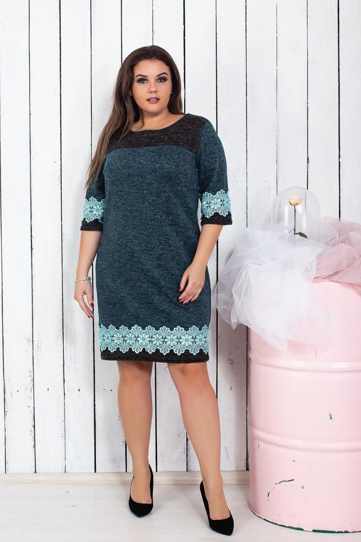 Платье женское 8002лл батал