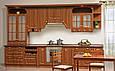 Кухня ВАЛЕНСІЯ 2,5 м патина (Світ Меблів), фото 5
