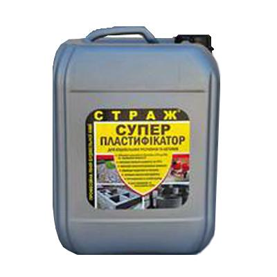 Пластификатор для бетона СТРАЖ ЕС-29 (10 л)
