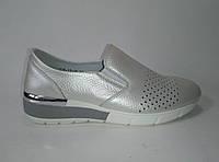 Женские кожаные туфли ТМ Allshoes, фото 1