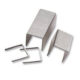 Скобы для строительного степлера 6 мм (упаковка)