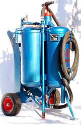 Пескоструйный аппарат Ураган П-180ЛМК Піскоструй,Пескоструй,Піскоструйний апарат