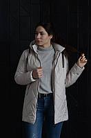 Удлиненная качественная деми куртка Алена, разные цвета, фото 1