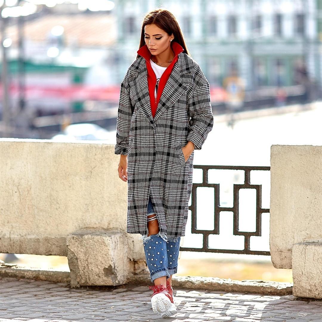Пальто. Пальтовая ткань. Размер -с,м,л   Производитель Elena Pokalitsina (11130)