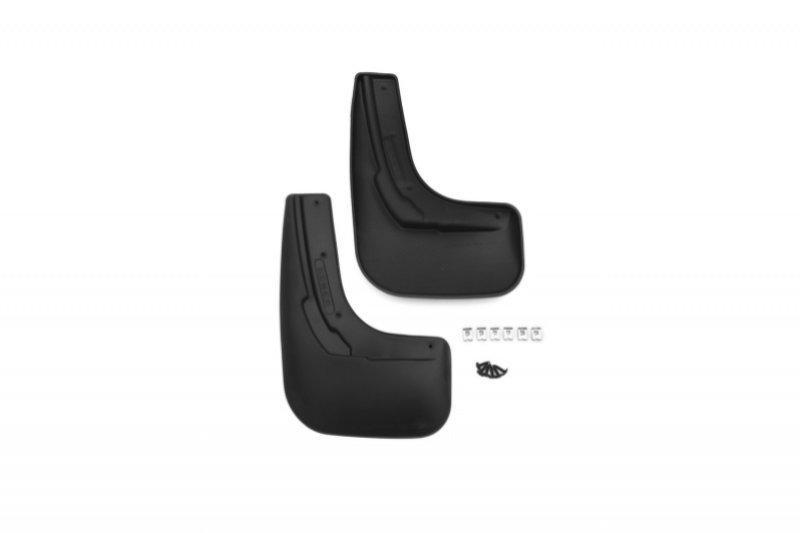 Брызговики на для Volkswagen Polo 2015-> сед. 2 шт. задние VW