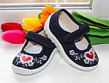 Дитячі тапочки для дівчаток Waldi, фото 2