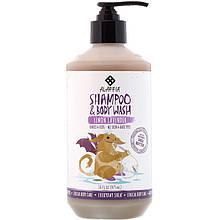 """Детский шампунь-гель для душа Alaffia, Everyday Shea """"Shampoo & Body Wash"""" с лимоном и лавандой (475 мл)"""