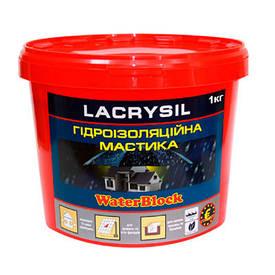 Мастика гидроизоляционная белая Lacrysil (Лакризил) (1 кг)