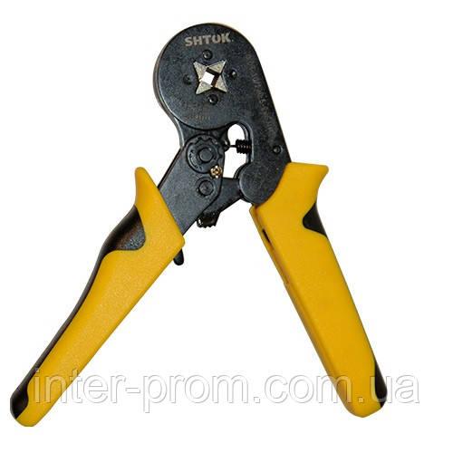 Пресс-клещи ПК-4вт для опрессовки одинарных и двойных втулочных наконечников