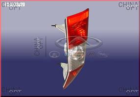 Фонарь задний R, Chery Tiggo [2.0, до 2010г.], T11-3773020, Original parts
