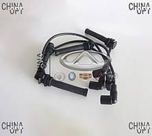 Провода высоковольтные, комплект, 481H, 484J, силикон, Chery Eastar [2.0, B11, ACTECO], A11-3707130-60GA, Sentech