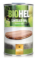 BIOHEL LINSEED OIL (ЛЬНЯНОЕ МАСЛО) 1 л.