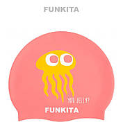 Силиконовая шапочка для плавания Funkita You Jelly