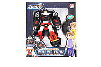 "Трансформер ""TOBOT"" Police Tron"