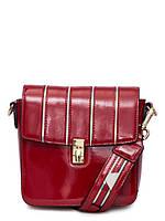 Стильная итальянская сумка из натуральной кожи в 2х цветах L-A505-01, фото 1