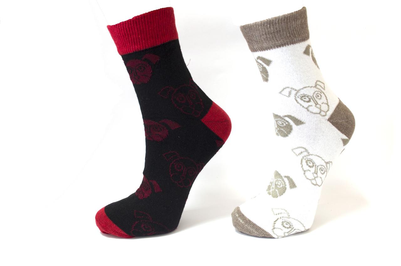 Шкарпетки спортивні жіночі SOI 23-25 р. (36-40) * 634