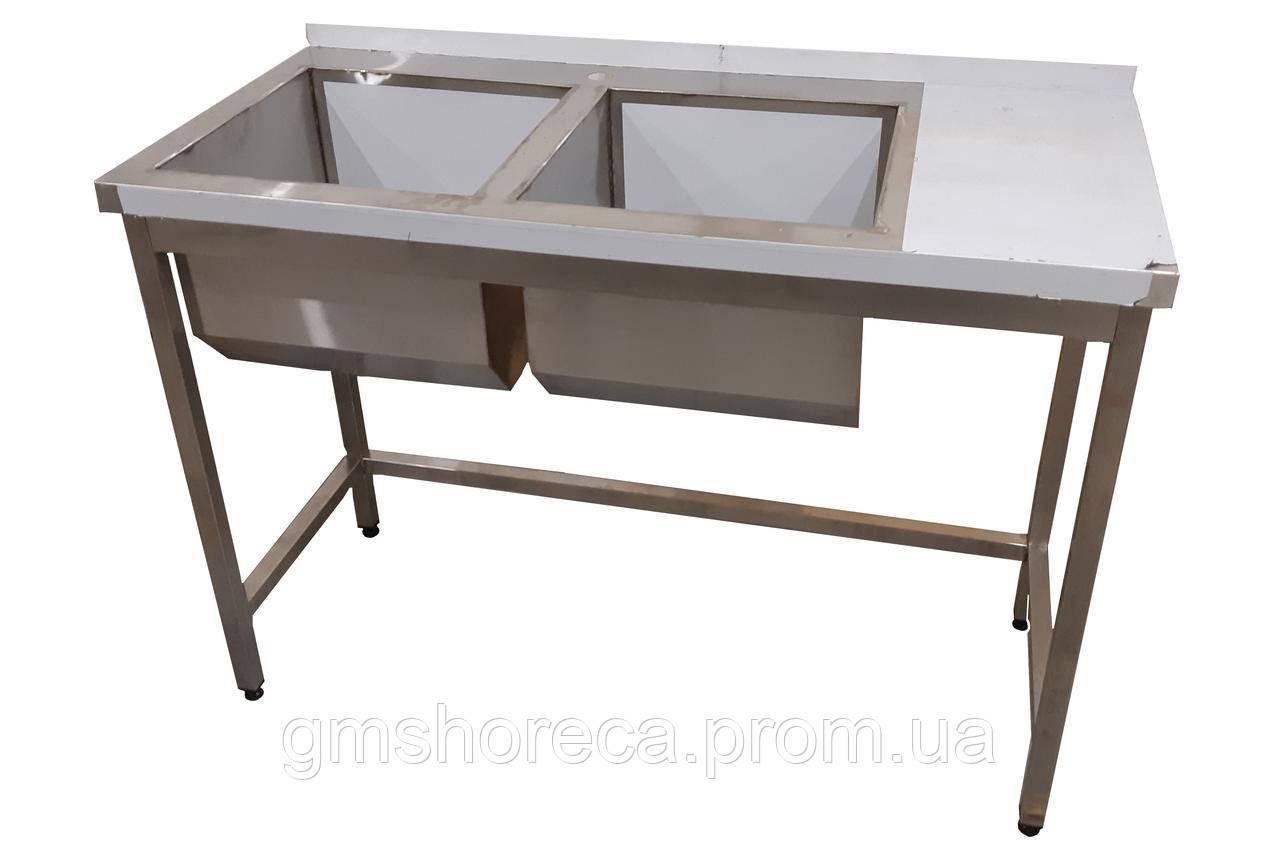 Стол-ванна 2-ух секционная