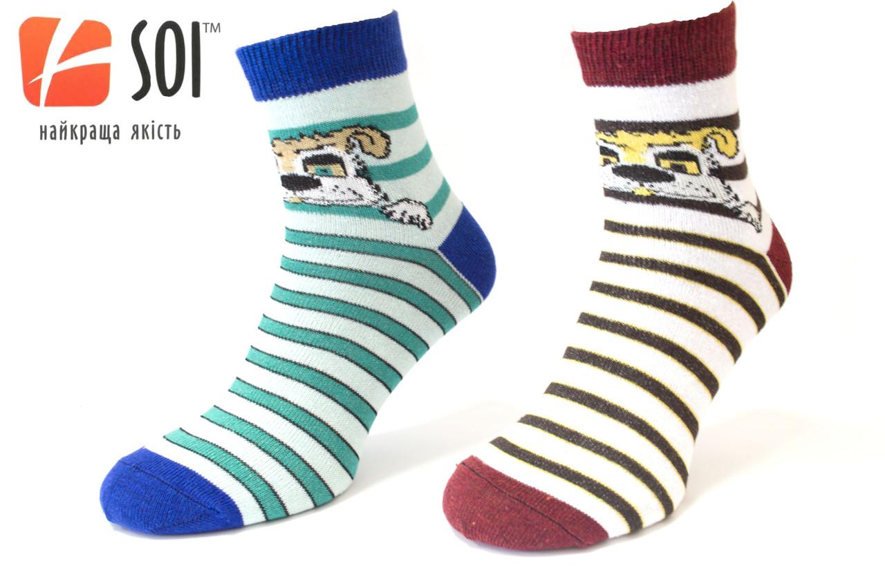 Шкарпетки спортивні жіночі SOI 23-25 р. (36-40) * 633