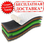 ✅Ортопедичний матрац Omega/Омега 70x190 див. Sleep&Fly Organic