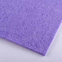 Фетр (для рукоделия) бледно-фиолетовый (2мм) ш.100 (20101.003)