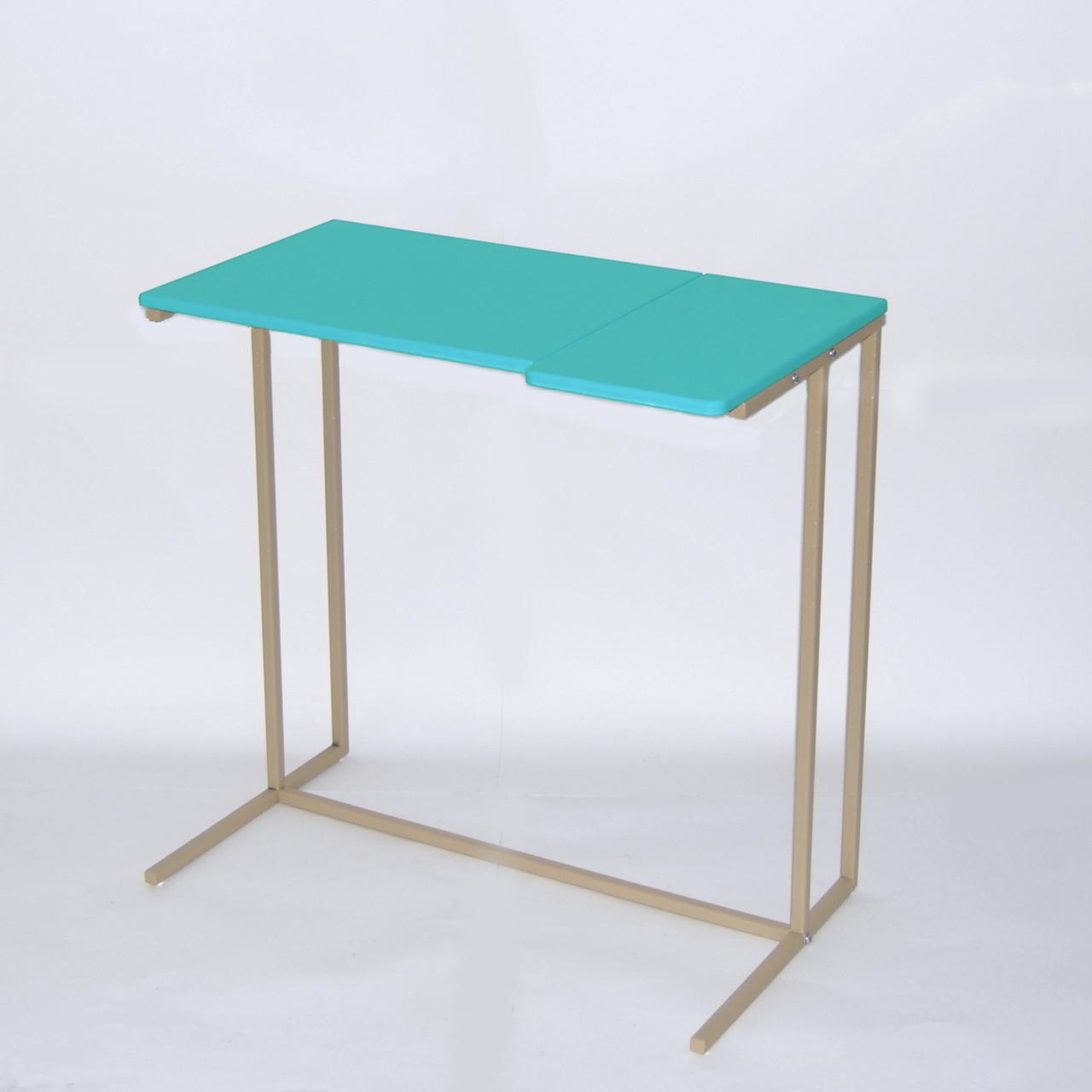 Приставной стол серии Comfort A600 ментол-бежевый